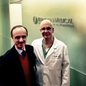 o Lopez Bran y Dr. Bernstein