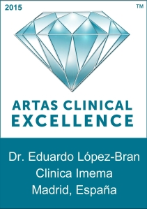 Clinica Imema reconocida ARTAS Clinical Excellence