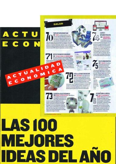 actualidad económica robot artas 100 mejores ideas del año 2015