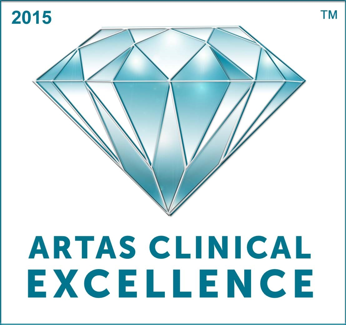 Acreditación artas clinical excellence Dr. Eduardo Lopez Bran Clínica Imema